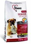 1st Choice Senior для пожилых собак ягненок+рыба+рис