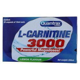 Quamtrax L-Carnitine 3000 (1 амп.)
