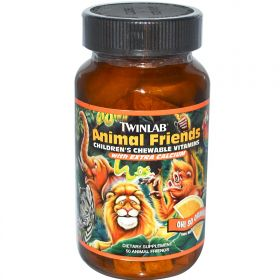 Twinlab Animal Friends (50 жеват. таб.)
