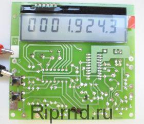 Частотомер до 1000 МГц Макеевский