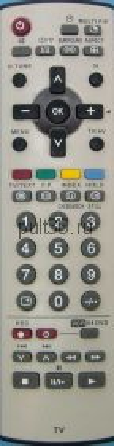 Пульт Panasonic N2QAJB000109 (N2QAJB000107, N2QAJB000108, N2QAJB000121)