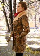 Плотная замша защитит вас от ветра в холодную погоду