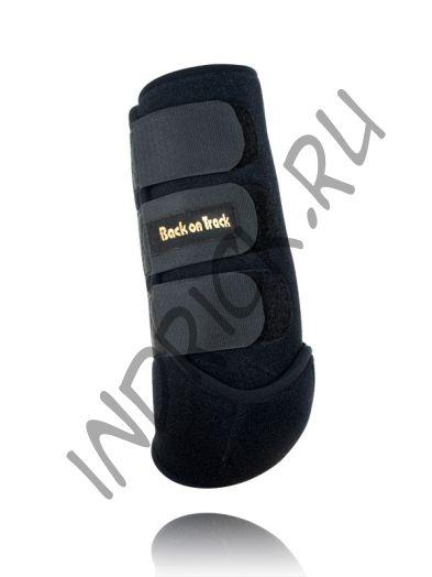 Анатомические ногавки Back on Track на передние ноги.