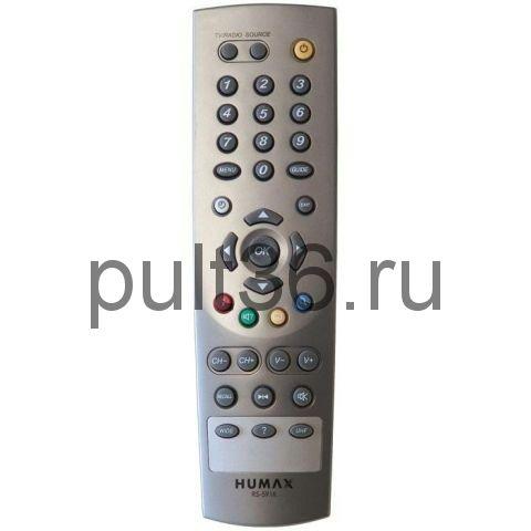 Пульт Humax RC-591K