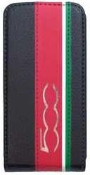 Чехол-флип для iPhone 4/4S  Sport 500 черный/красный