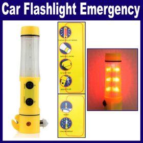 Многофункциональный автомобильный фонарь 4 в 1
