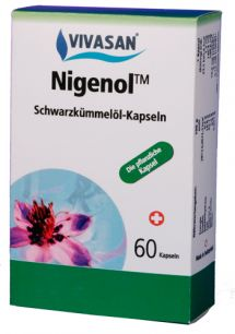 Нигенол капсулы