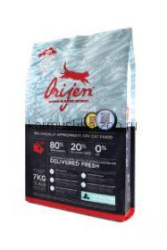 Orijen 6 Fish для кошек всех пород и возрастов (6 видов рыб)