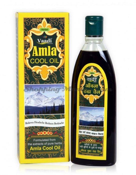 Успокаивающее масло для массажа тела и головы Брахми&Амла Ваади | Vaadi Cool Oil Brahmi&Amla
