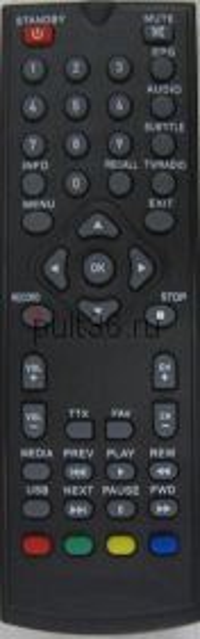 Пульт для GODIGITAL HDT-129A DVB-T2
