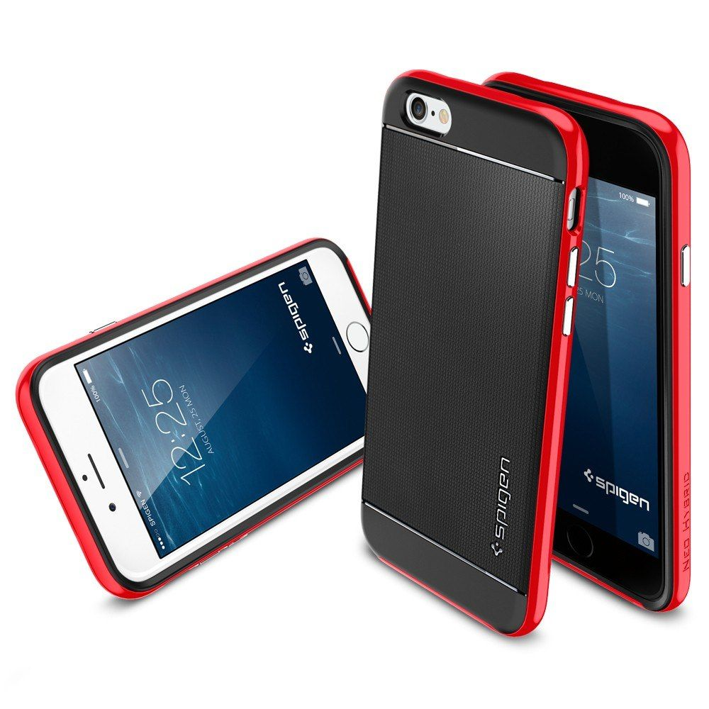 Sgp spigen Neo Hybrid iPhone 6/6s (красный)