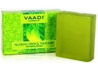 Vaadi Alluring Neem and Tulsi Soap