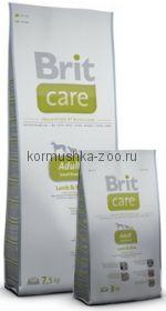 Brit Care Adult Small Breed для собак мелких пород