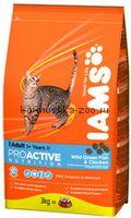 IAMS Adult with Ocean Fish для кошек с океанической рыбой