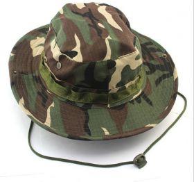 Камуфляжная шляпа