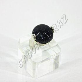 Кольцо  с авантюрином КО-097