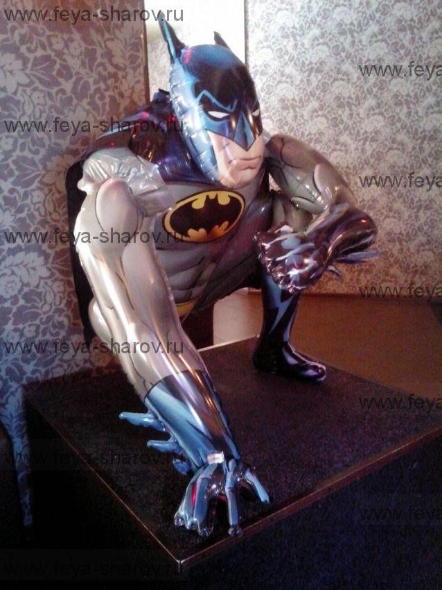 """Шар  """"Бэтмен"""" 91 см х 111 см"""