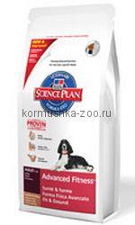 Hill`s SP Canine Adult Lamb&Rice для всех пород ягнёнок/рис