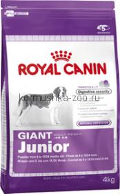Royal Canin GIANT Puppy для щенков особо крупных пород