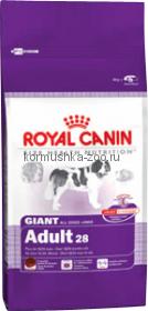Royal Canin GIANT Adult 28 для собак особо крупных пород