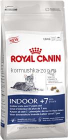 Royal Canin Indoor +7 для пожилых кошек