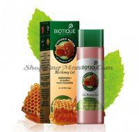 Освежающая пенка для умывания Биотик Мед (Biotique Refreshing Foaming Face Cleanser Honey Gel)