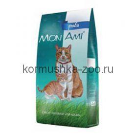 МонАми для взрослых кошек МОРСКОЙ КОКТЕЙЛЬ, МКБ