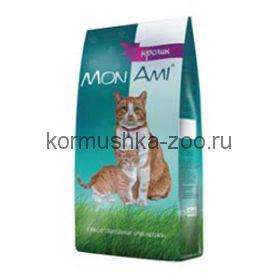 МонАми для взрослых кошек с мясом КРОЛИКА, МКБ
