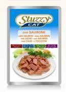 STUZZY CAT для кошек с лососем
