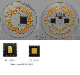 светодиодный модуль Acrich2 8ватт