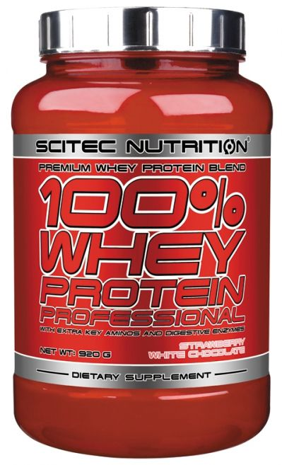 Scitec - Whey Protein Professional 920 г