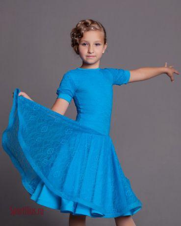 детская одежда для бальных танцев