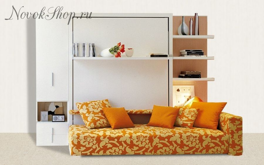 Шкаф-диван-кровать трансформер MIA