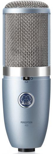 AKG PERCEPTION 420 Микрофон студийный конденсаторный