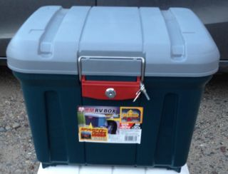 Экспедиционный ящик Iris RV BOX 460