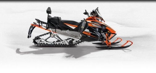 Снегоход кроссовер Arctic Cat XF 8000 Cross Country Limited