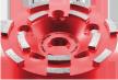 Алмазная чашка (Диск шлифовальный) FESTOOL DIA ABRASIVE-RGP130-ST 499973