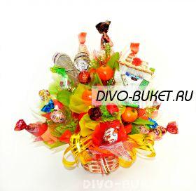 """Букет из конфет №325 """"Домовёнок"""""""