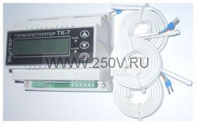 Терморегулятор ТK-7 для системы отопления