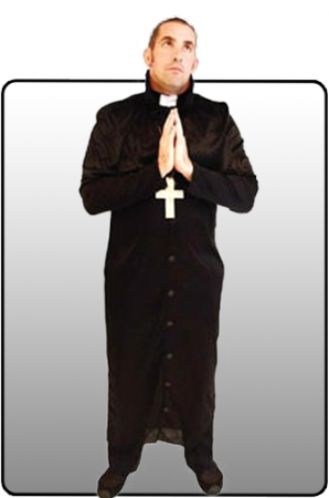 Священники и монахи