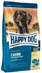 HAPPY DOG Карибик (Karibik) Supreme sensible (морская рыба и картофель)