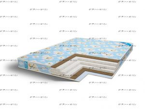 Матрас Baby Hard Puff 11 Comfort Line (11)