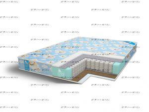Матрас Baby Eco-Hard TFK Comfort Line