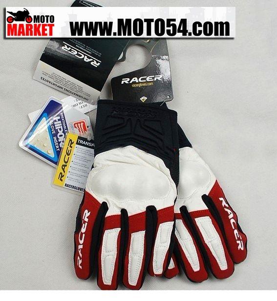 Мотоперчатки  RACER