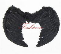 Черные крылья малые