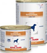 Royal Canin GASTRO INTESTINAL LOW FAT - Диета для собак при нарушениях пищеварения с ограниченным содержанием жиров (410 г)