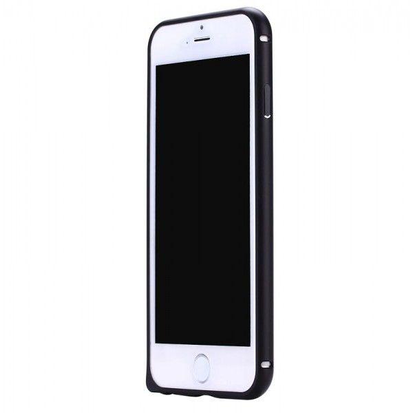 Алюминиевый бампер на iphone 6 plus (black)