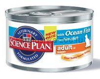 Hills SP консервы для кошек океаническая рыба