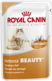 Royal Canin Intense Beauty для кошек с чувствит. кожей и шерстью