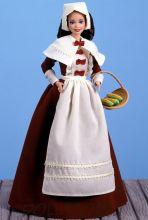 Коллекционная Барби Пилигрим День Благодарения - Pilgrim Barbie Doll